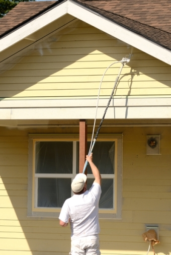 Outdoor House Painting Tips by Payless Hardware & Rockery