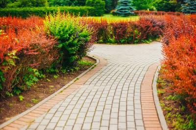 gardening stone